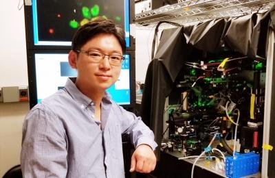 POSTECH 출신 조원기박사, 유전자 발현 키 쥐고 있는 단백질 관찰 성공
